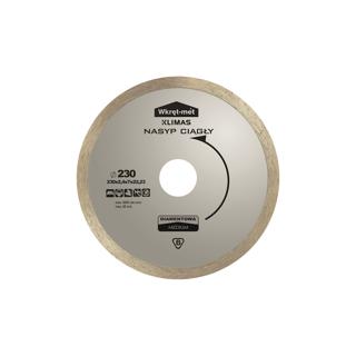 ალმასის დისკი (კერამიკული ფილა), 230მმ, TDP-230M, Wkret-met