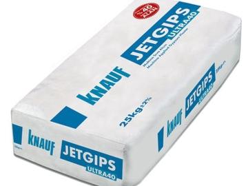 Picture of Knauf Jetgips Ultra 40 თაბაშირის ბათქაში მანქანური დამუშავებისათვის (25 კგ)