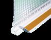 Picture of გვერდულა პროფილი PVC DYNAMIK mit Gewebe 6 მმ 2.6 მ
