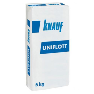 Picture of მაღალი სიმტკიცის თაბაშირის ფითხი Knauf Uniflott Hydro   5კგ