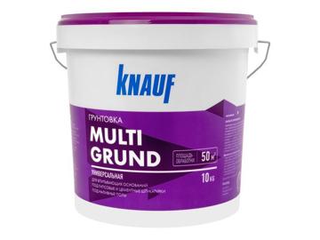 Picture of კნაუფის დასაგრუნტი მასალა Knauf  Multigrund 10კგ
