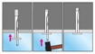 Picture of KNAUF 6*40 რკინის დუბელ ანკერი. (გამჭედი სოლით) 6 მმ დიამეტრით