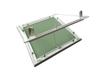 Picture of კნაუფის სარევიზიო სარკმელი ლუქი ზომით 400*400 მმ (ცხაური)