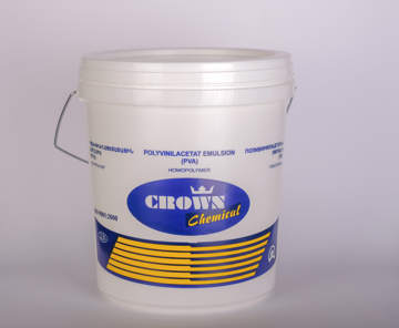 Picture of პოლივინილაცეტატის ემულსია (პვა) 17კგ Crown