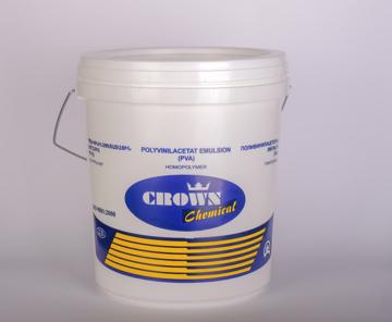 Picture of პოლივინილაცეტატის ემულსია (პვა) 8,5კგ Crown