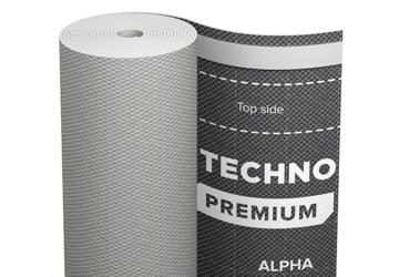 Picture of დიფუზიური მემბრანა TECHNONICOL ALPHA VENT 75 მ2